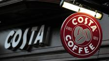 Costa Coffee to split from parent group following activist pressure