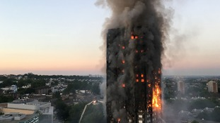 Tests on doors from Grenfell Tower found them inadequate for fire safety.