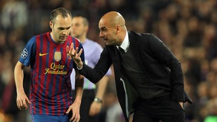 Rumours: Guardiola wants to be reunited with Barcelona's Iniesta at Man City and all the other transfer rumours