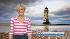 Wales Weather: Sunshine and April showers!