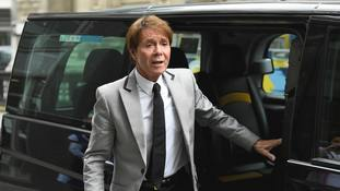 'Public interest responsibility' over coverage of Sir Cliff Richard home search