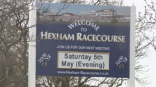 Three horses die in separate incidents at Hexham Racecourse
