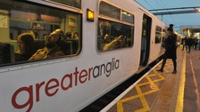 Greater Anglia workers will strike on May 9.