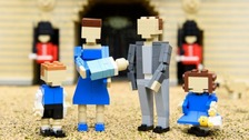 No name yet but royal baby already immortalised at Legoland