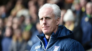 Mick McCarthy left Ipswich Town earlier this month.