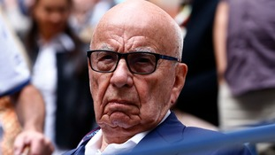 Comcast has officially gatecrashed Rupert Murdoch's Sky takeover