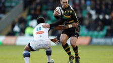 Wales wing George North will play for Ospreys next season