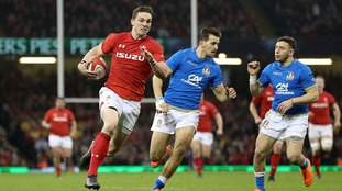 George North: Wales wing seals move to Ospreys ahead of next season