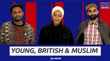 Redefining what it means to be young, British and Muslim