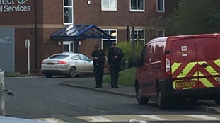 52-year-old arrested after armed police respond to council threat