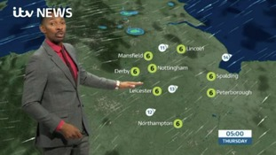 East Midlands Weather: Starting with dry spells, some showers developing