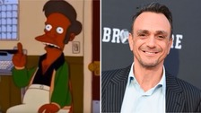 Apu voice actor 'happy' to stand-down role over 'stereotyping'