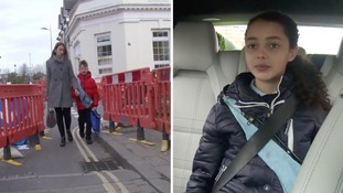 ITV Meridian Investigation: Which school run is exposed to less pollution - by car or on foot?