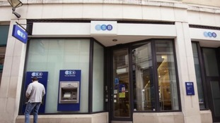TSB customers are being forced to go to local branches instead of using online banking.