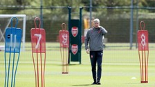 'Timing of Arsenal departure, not my call' says Wenger
