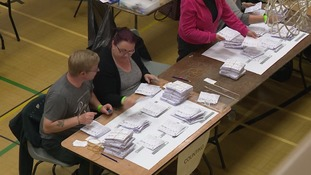 The results in the local elections will start coming in during the early hours of Friday 4 May 2018.