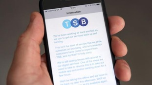 TSB customers have been experiencing a number of IT difficulties.