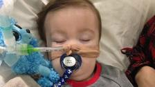 Hospital chiefs criticise 'barrage of abuse' over Alfie Evans