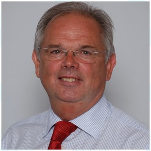 Sir David Henshaw, Chairman and Chief Executive of Alder Hey Children's NHS Foundation Trust.