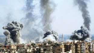 The conflict in Syria has reached its eighth year.
