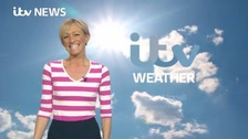 Wales Weather: A decent day if you dodge the showers!