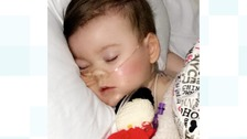 Alfie Evans: Parents and doctors to discuss sending toddler home