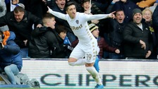 Pablo Hernandez in action for Leeds.