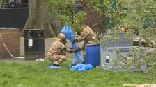 Theresa May reassures residents 'Salisbury is safe' following nerve agent attack