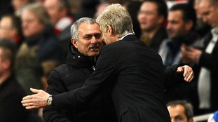 Wenger and Mourinho have enjoyed a feisty relationship down the years, here's a look back at their war of words