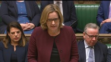 Rudd faces repeated calls to resign over Windrush scandal