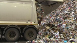 Veolia run a recycling plant in Mansfield