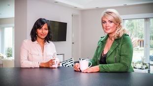 Reporter Ranvir Singh gets Kate Hardcastle's top tips