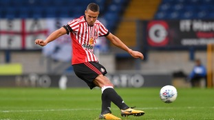 Sunderland's Coleman has revealed he is unsure of Rodwell's whereabouts as the Black Cats suffer successive relegation