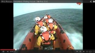 Sunderland lifeboat