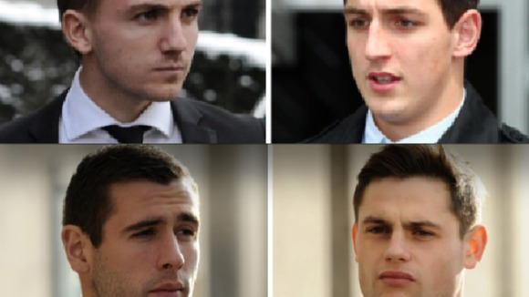 Anton Rodgers, Lewis Dunk, Steve Cook, George Barker