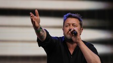 Elbow frontman Guy Garvey branches out into new career