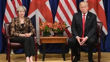 Donald Trump's UK visit confirmed for July