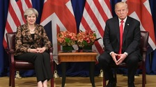 President Donald Trump UK visit confirmed on Friday July 13