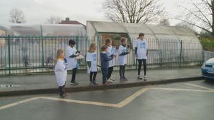 Windmill Primary School in Oxford