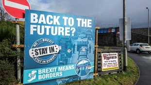 European leaders  could halt negotiations over concerns about the Irish border.