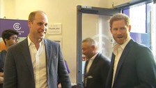 William 'thrilled and delighted' to be Harry's best man