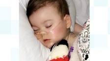 Alfie Evans' father asks supporters to 'return to every day lives'