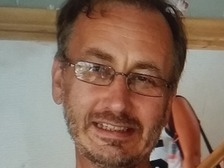 Allan Hunt was last seen leaving him home address on Pedham Road