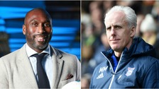 Sol Campbell linked with vacant Ipswich Town job