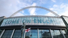 Who is the billionaire bidding to buy Wembley?