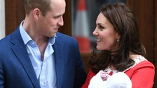 Has an IT 'gaffe' given William and Kate's baby name away?