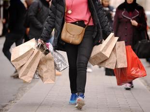 Visa consumer spending report