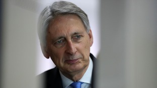 After unexpectedly poor GDP figures has 'Tigger-like' Chancellor Philip Hammond lost his 'bounce'?