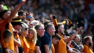 Bus parade to celebrate Wolves promotion