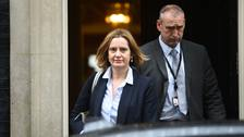 Home Secretary Amber Rudd is facing new questions over immigration targets.
